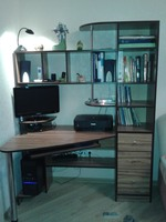 Стол компьютерный с пеналом - столы, заказать или купить в м.