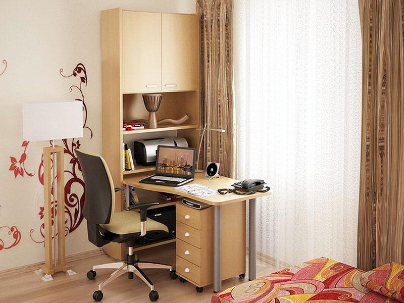 Письменный стол со стеллажом - столы, заказать или купить в .
