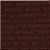 Centro-ornament-brown